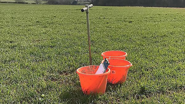 Soil carbon project