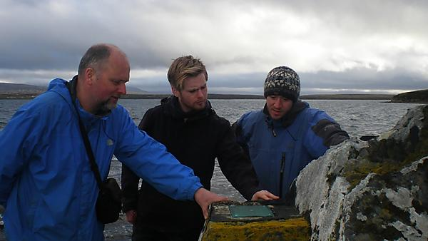 Holocene sea-level changes in the Falkland Islands