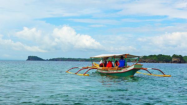 <p>A river boat in&nbsp;Iloilo, Philippines</p>