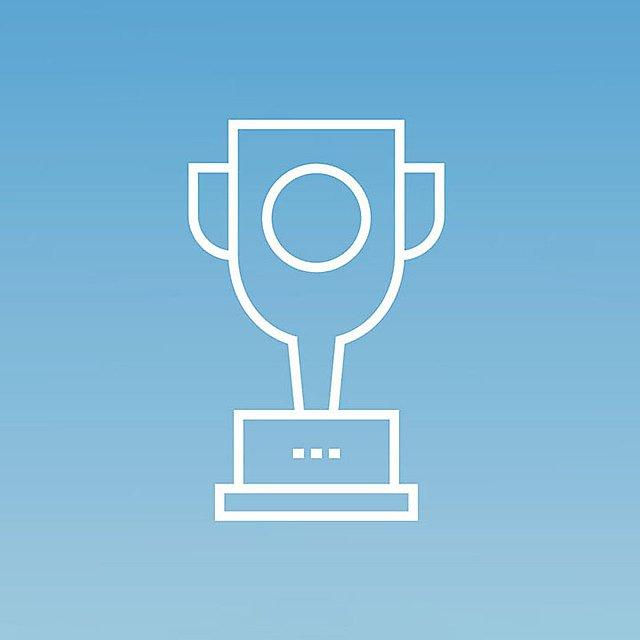 <p>Trophy icon</p>