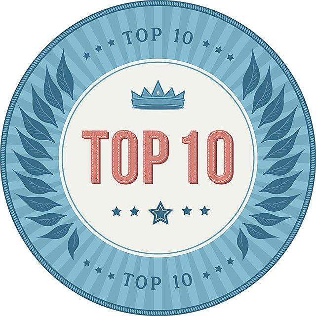 <p>Top 10 graphic</p>
