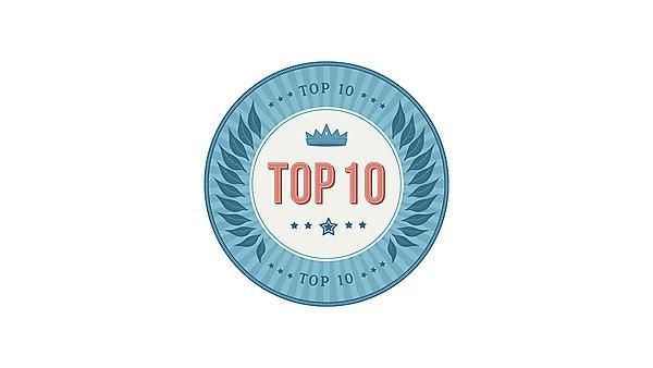 <p>Top ten icon&nbsp;</p>