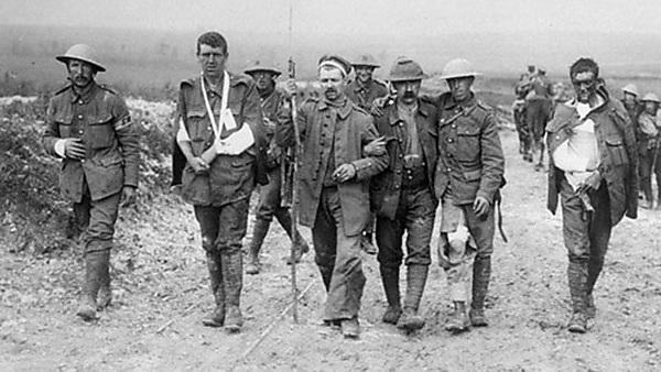 "To End All Wars - Talk: ""War without End"": A History of Pain and the First World War"