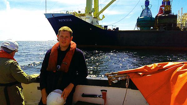 Adam Keen - graduate profile