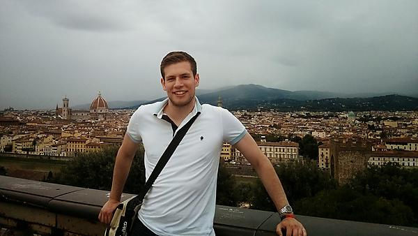Dan Hodges - graduate profile