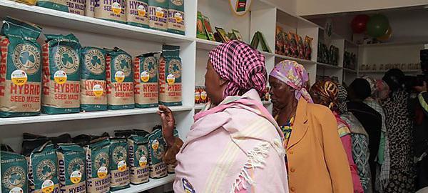 Kenya Farm Shop