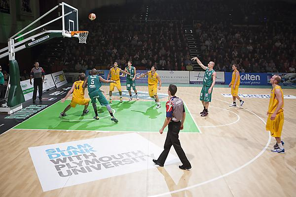 Plymouth University Raiders Basketball Team