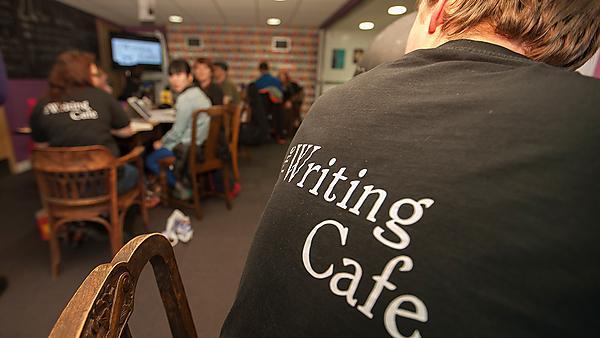 The Writing Café