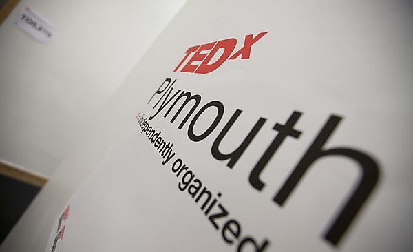 TEDx PlymouthUniversity Live