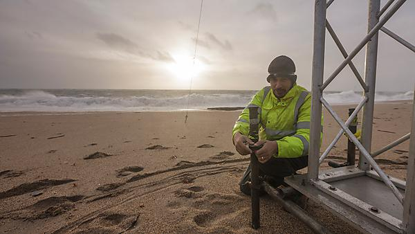 Research student - coastal research