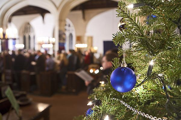 Plymouth University Carols by Candlelight