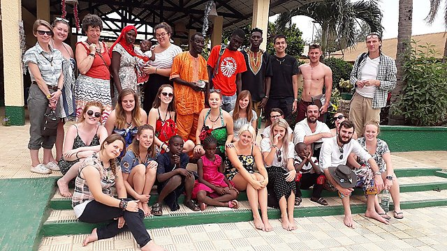 <p>  Kayleigh Royle<b></b>&nbsp;- Gambia  <br></p>