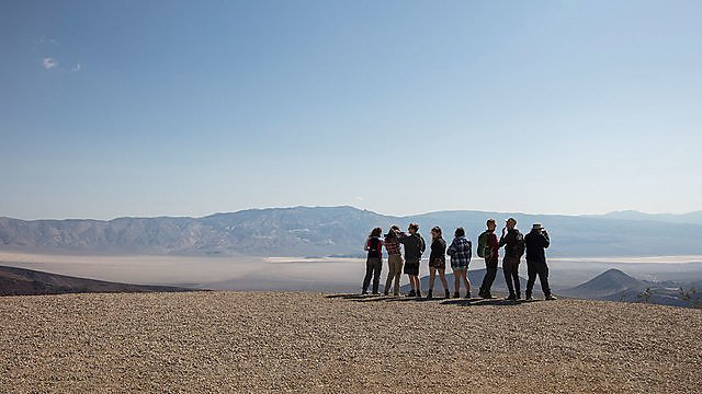 <p>Death Valley field trip. geography. geology</p>