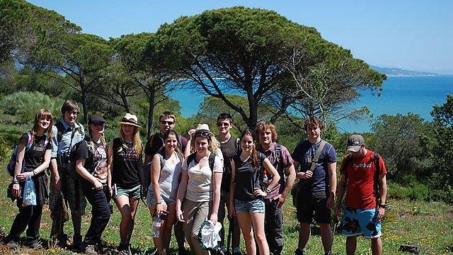 <p>Students in Barbate,&nbsp;Cadiz, Spain</p>