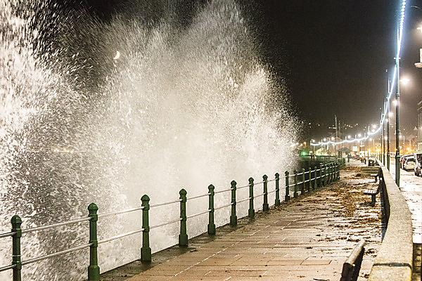 New coastal overtopping forecast made available to the public