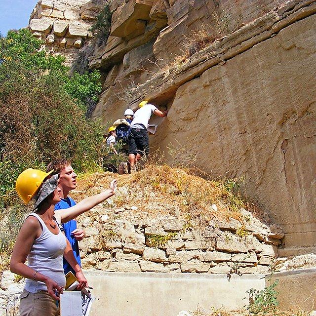 <p>Geology field trip, Cyprus</p>