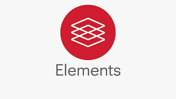 <p>Elements software logo</p>