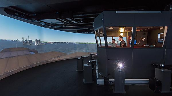<p>Marine Navigation Centre. ship simulator<br></p>