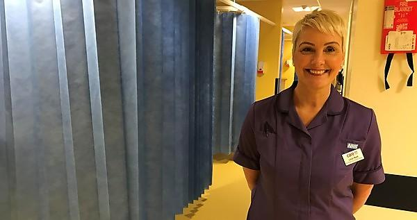 University graduate joins Peninsula NHS Treatment Centre