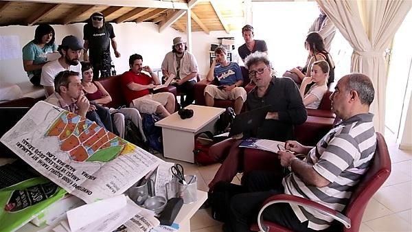 Developing community-centred seismic risk dialogues in Istanbul, Turkey