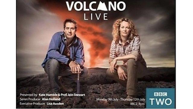 <p>Iain Stewart - Volcano Live</p>