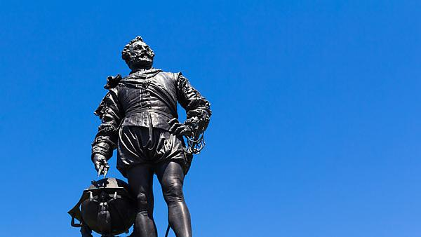More pirate than patriot? Examining Sir Francis Drake's legacy of exploration
