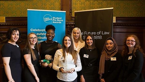 <p>LLB Law Clinic event</p>