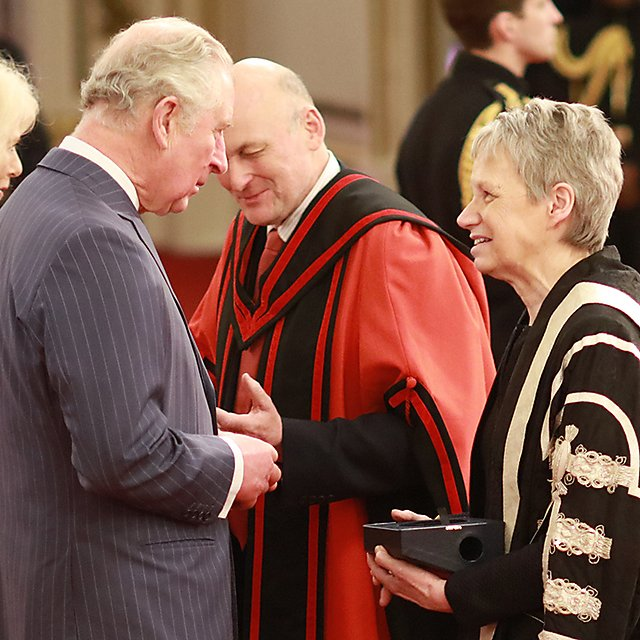 <p>University awarded the Queen's Anniversary Prize for microplastics and marine litter research<br></p>