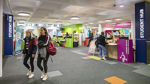 <p>Student Hub</p>