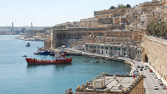 <p>BSc Environmental Science fieldwork - Malta<br></p>