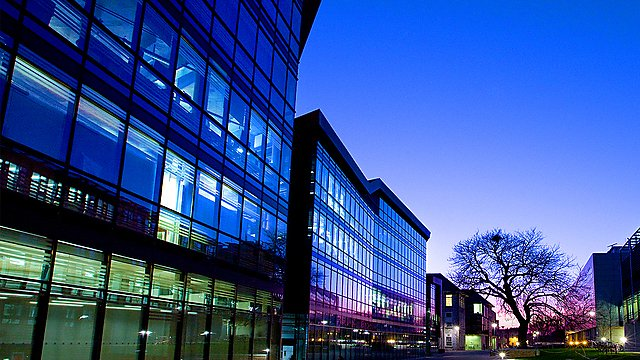 <p>Roland Levinsky Building</p>