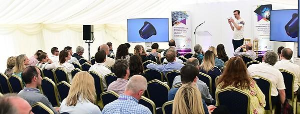 <p>ATI's inaugural Innovation For Business Conference held at Scorrier House on Wednesday 26 June 2019 (Credit Toby Weller)<br></p>