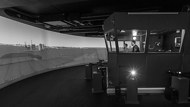 <p>Marine Navigation Centre. ship simulator<br></p>