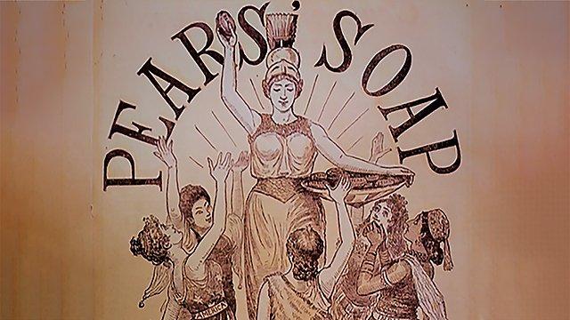 <p>Pears Soap vintage historical advert&nbsp;</p>