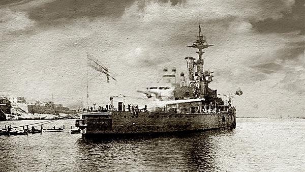 Sea Power Theory and the First World War