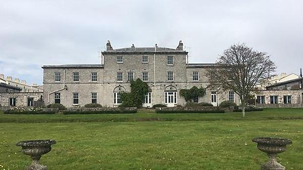 Admiralty House, Mount Wise