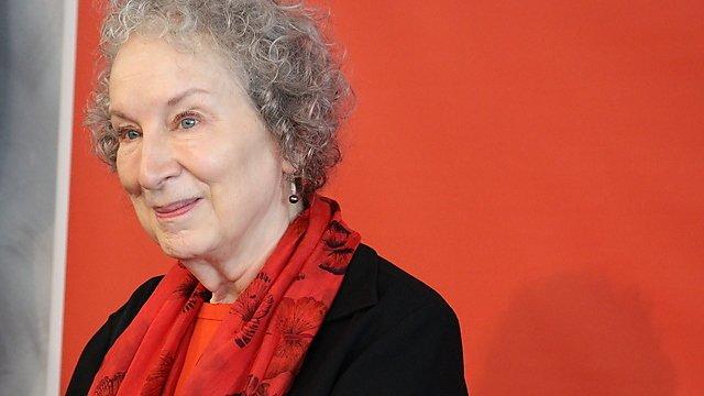<p>Margaret Atwood</p>