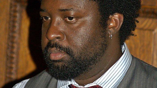 <p>Marlon James</p>