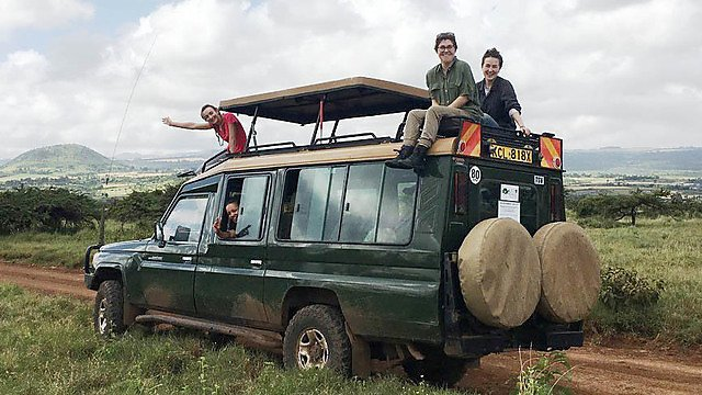 <p>TeamTalk 4x4 vehicle<br></p>