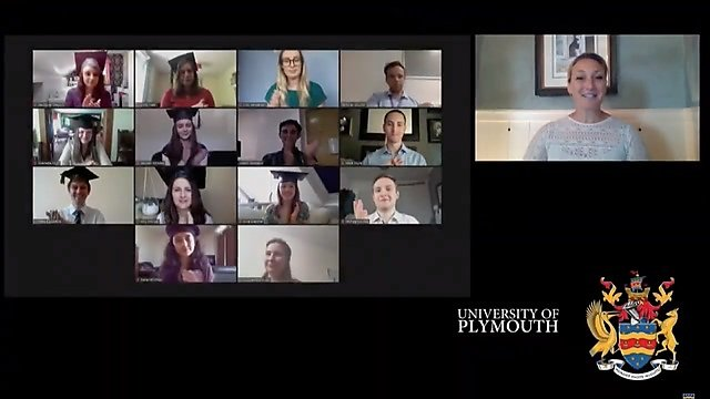 <p>Peninsula Medical School Virtual Graduation 2020<br></p>