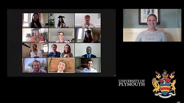 <p>Peninsula Medical School Virtual Graduation 2020<br></p>