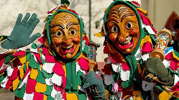 <p>Carnival Fasnet Swabain or Anthropology</p>