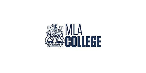 <p>MLA logo</p>