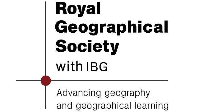 <p>Royal Geographical Society logo<br></p>