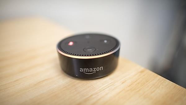 <p>Amazon echo dot</p>