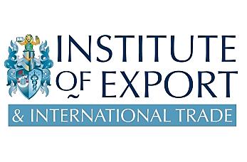 <p>Institute of Export and International Trade logo</p>