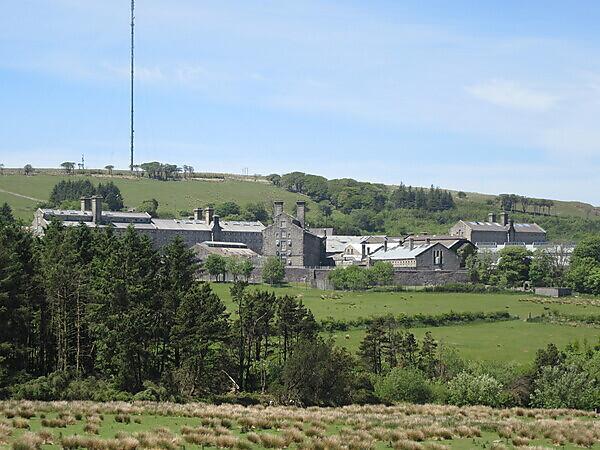 Dartmoor Prison, Devon