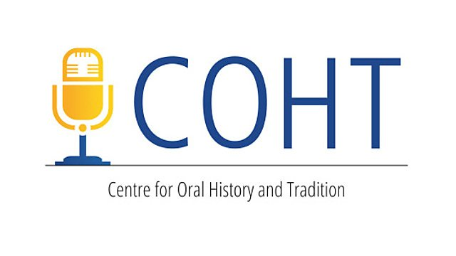 <p>Centre for Oral History and Tradition logo</p>