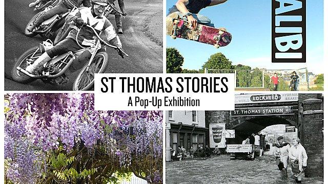 <p>Theatre Alibi St Thomas Stories</p>