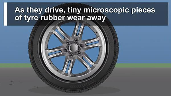 <p>Tyre particle animation screenshot<br></p>
